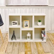 Bookcase Modular Way Basics Arlington Eco Zboard Tool Free Assembly White Stackable