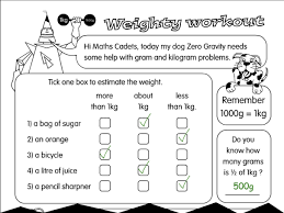 dizzy heights a year 3 measures and units worksheet