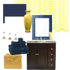 yellow bathroom accessories black and yellow bathroom decor cool