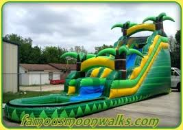 moonwalks in houston moonwalk rentals in houston free delivery set up