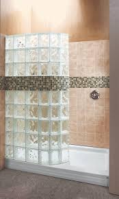 glass block bathroom designs glass block bathroom designs home