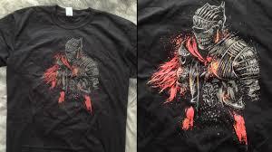 Spreadsheet T Shirts Got My Dark Soul Iii Red Knight T Shirt Today Darksouls3