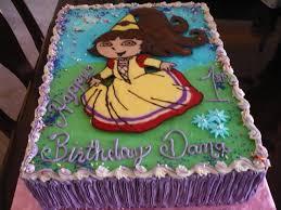 dora cakes u2013 decoration ideas little birthday cakes