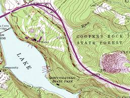 San Francisco Topographic Map by Usgs Topographic Maps General Information About Usgs Topographic