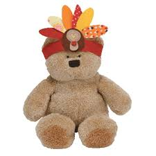 thanksgiving toys ty 8 indian thanksgiving ty stuffed animals beanie
