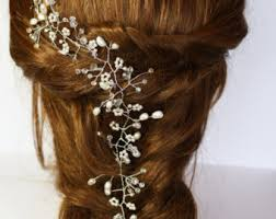bridal hair accessories uk wedding hair accessories etsy uk