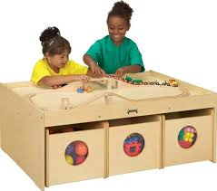 activity table with storage activity play table storage for play areas free shipping
