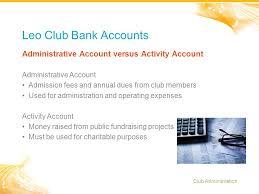 module 3 leo club administration ppt