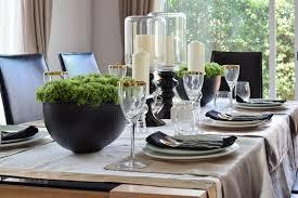 modern table settings 27 modern dining table setting ideas