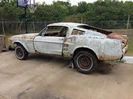 pictures of 1967 mustang fastback rusting mustangs 1967 mustang fastback rusted05
