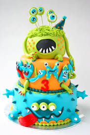 childrens monster truck videos cakes 54 best kids cakes images on pinterest monster birthday cakes