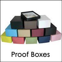 4x6 Photo Box Photo Proof Box