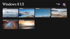 windows 8 ui blogger template btemplates