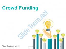 crowd funding powerpoint presentation slides powerpoint