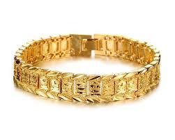 24 carat gold bracelet best bracelets