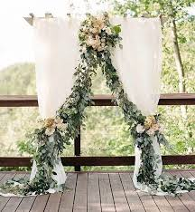 wedding arch greenery the 25 best wedding arch greenery ideas on wedding