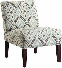 Armless Accent Chair Unique Fabric Chair Furniture Warehouse Chicago
