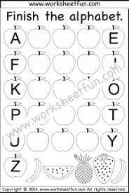 letters u2013 capital letters free printable worksheets u2013 worksheetfun