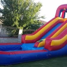 party rentals bakersfield bakersfield jump n slide party equipment rentals 1017
