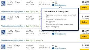 united baggage requirements how to avoid getting stuck with united s basic economy tickets