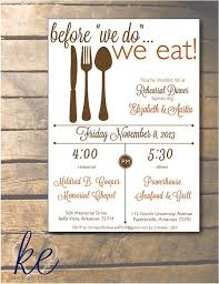 brunch invites rehearsal dinner and brunch invitation wally designs