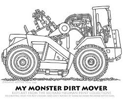 chuck the dump truck coloring pages 464064 coloring pages for