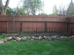 garden fences ideas uncategorized extraordinary home depot fencing ideas vinyl fence