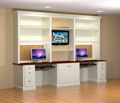 Dual Desk Home Office Kids Computer Desks Office Nick Miller Design