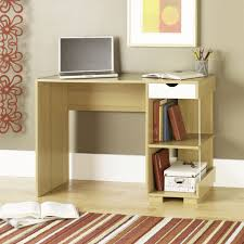 Wooden Office Desk by Make The Small Office Desk As Superb As You Want Midcityeast