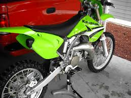car picker kawasaki kx125