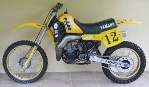 yamaha motocross bikes dave david berger mx collection motocross vintage yz rm cr kx