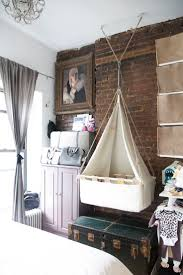Mini Crib Vs Bassinet by 12 Space Saving Hacks For Your Small Nursery Brit Co
