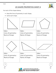 First Grade Math Worksheets Free Free Printable Geometry Worksheets 3rd Grade