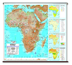 Southwest Asia Physical Map 100 Africa Physical And Political Map Africa Continent