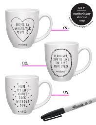 mothers day mugs maiko nagao diy s day sharpie mug gift idea tutorial