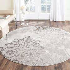 Silver Area Rug Safavieh Silver Area Rugs Rugs The Home Depot