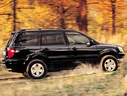 2005 honda pilot issues honda targeted in another safety probe thedetroitbureau com