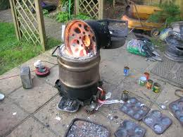 the furnace the artful bodger u0027s home foundry
