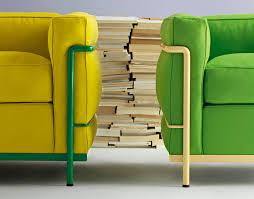 Canape Le Corbusier Tolle Lc2 Sessel Cassina Pinterest