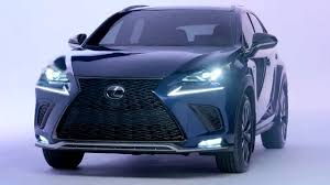 2018 lexus nx compact suv features review youtube