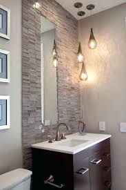 Mid Century Modern Bathroom Lighting Modern Bathroom Light Fixtures Linear Globe Bath Light 3 Light