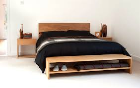 End Of Bed Seating Bench - bedroom upholstered wood bench with end of bed benches mesmerizing