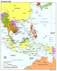 Phillipines Map Philippines Map Asia Map Of Philippines Asia South Eastern Asia