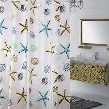 online buy wholesale seashell shower curtain from china seashell
