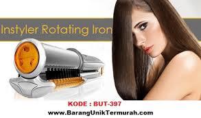 Catokan Rambut Sosis jual catok rambut instyler 2 in 1 catok rambut pelurus dan