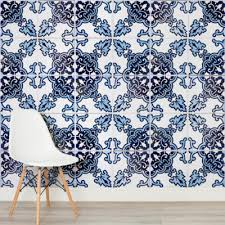 Tile Wallpaper Tile Effect Wallpaper Murals Wallpaper