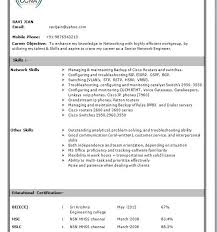 Voice Engineer Resume Download Cisco Voip Engineer Sample Resume Haadyaooverbayresort Com