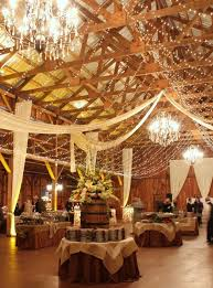 Rustic Wedding Decoration Captivating Decorating A Barn For A Wedding Reception 71 For