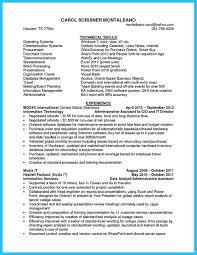 Clinical Research Coordinator Resume Impressive Professional Administrative Coordinator Resume