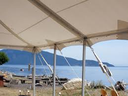 tent rental island guemes island pacific party canopies